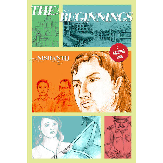 The Beginnings by Nishanth Gopinathan 6X9-Book-Cover