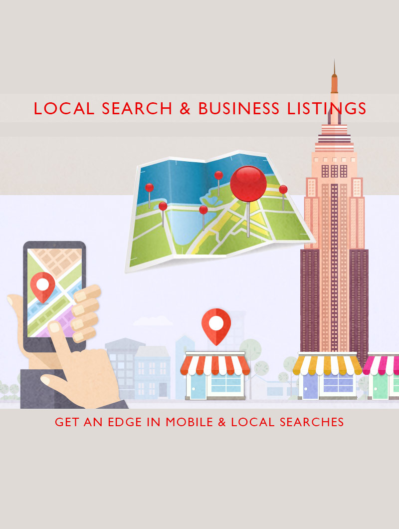 Search Local and Business Listings